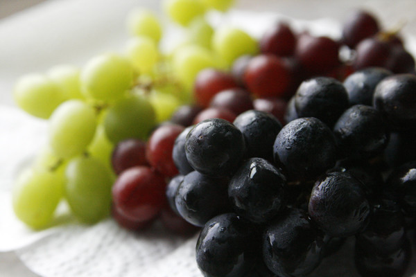 4 Delicious Ways to Enjoy Grapes this Summer (and a Twitter Party Announcement!)