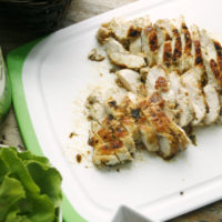 Garlic Dill Chicken