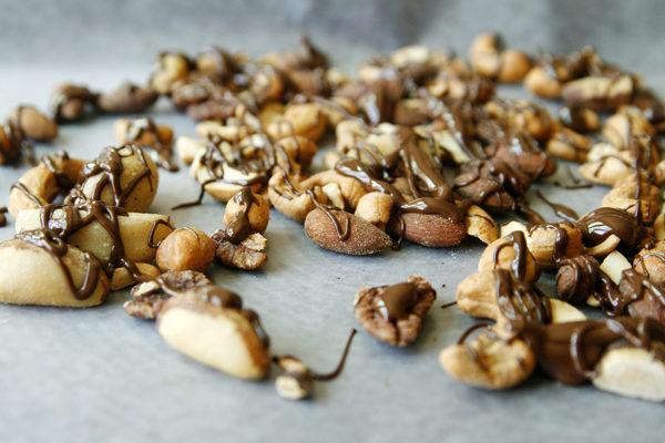 Dark Chocolate Nuts