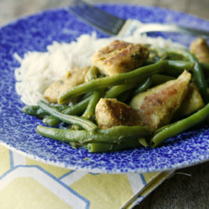 Garlicky Chicken and Green Bean Skillet_edited-1
