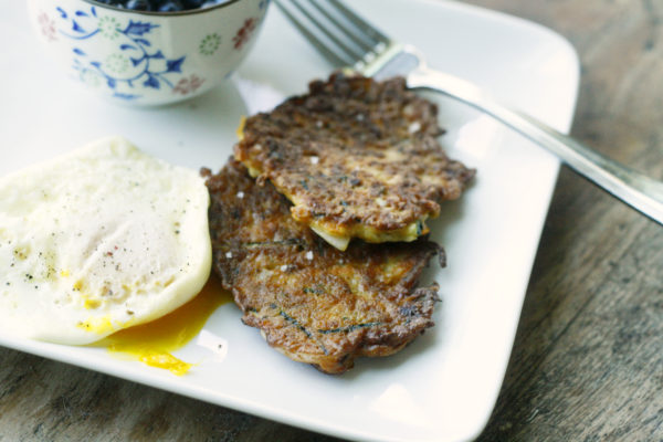 New on Maine Course: Savory Vegetable Pancakes