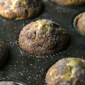 Carrot Raisin Muffins Recipe by Sarah Walker Caron