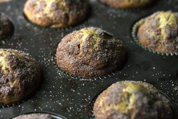 Carrot Raisin Muffins Recipe by Sarah Walker Caron