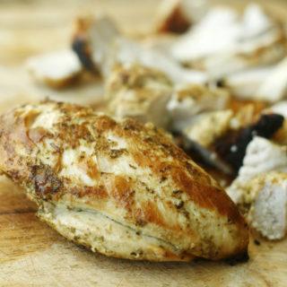 skillet-pesto-chicken-recipe