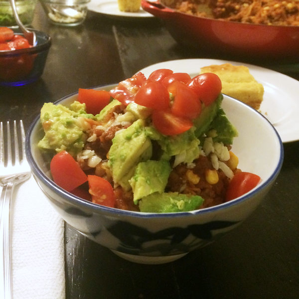 chili-spaghetti-squash-with-toppings