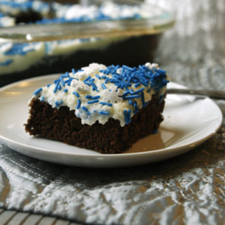Easy Chocolate Snack Cake