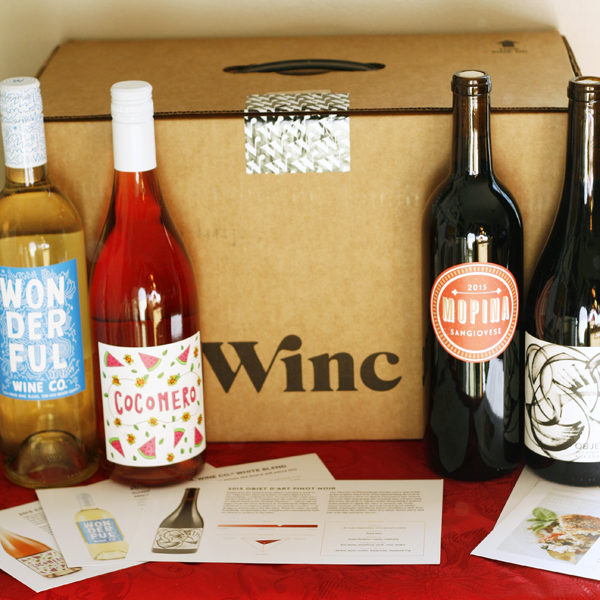 Gift Guide 2016 - Winc