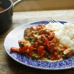 creamy-tomato-shallot-chicken-skillet-recipe