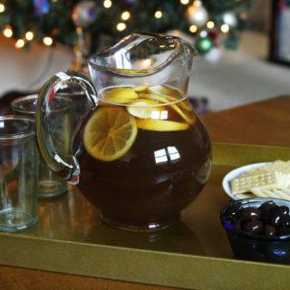 Honey Lemon Iced Tea