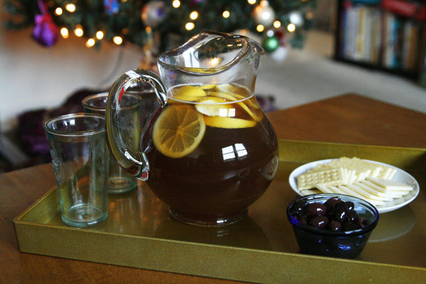 Honey Lemon Iced Tea Recipe