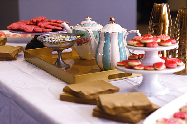 How to Host a Royal Tea Party | Sarah's Cucina Bella | Quick