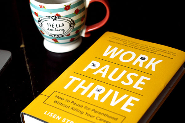 The Career Book Every Driven Mom, Mom-to-Be and Boss Should Read