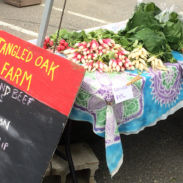 Introducing Weekend Farmers' Market Blogging