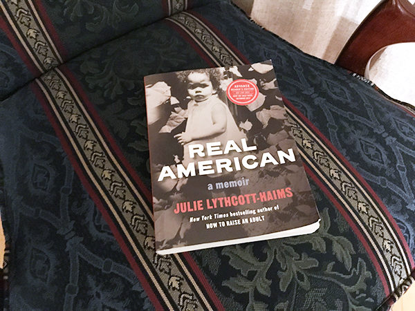 Book Review: Real American: A Memoir by Julie Lythcott-Haims