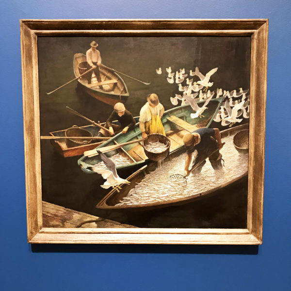 N.C. Wyeth at the Portland Museum of Art