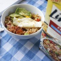 Yakitori Chicken Breakfast Bowl
