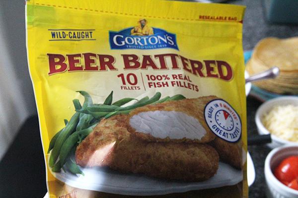 Gordons beer battered fish fillets sarah 39 s cucina bella for Gordon fish sticks