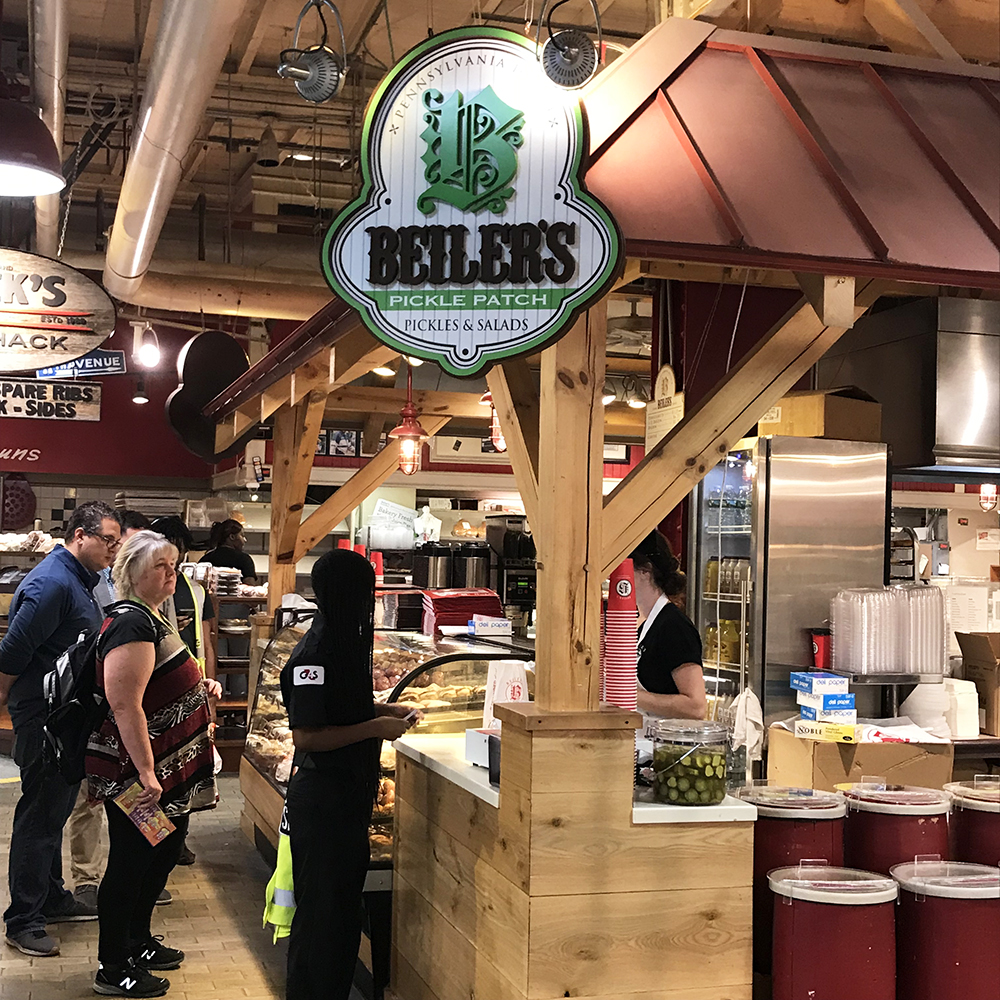 Beiler's in Reading Terminal Market