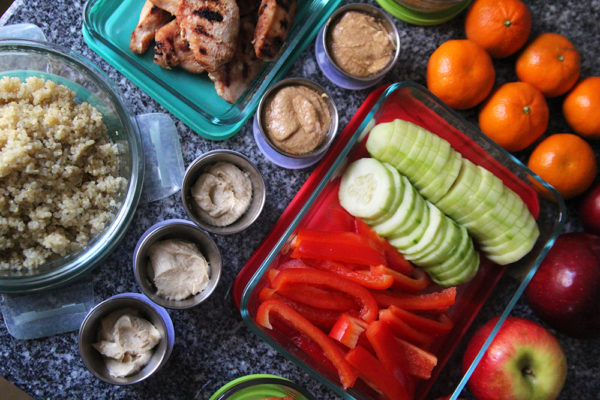 Everything you need to know about lunch meal prep