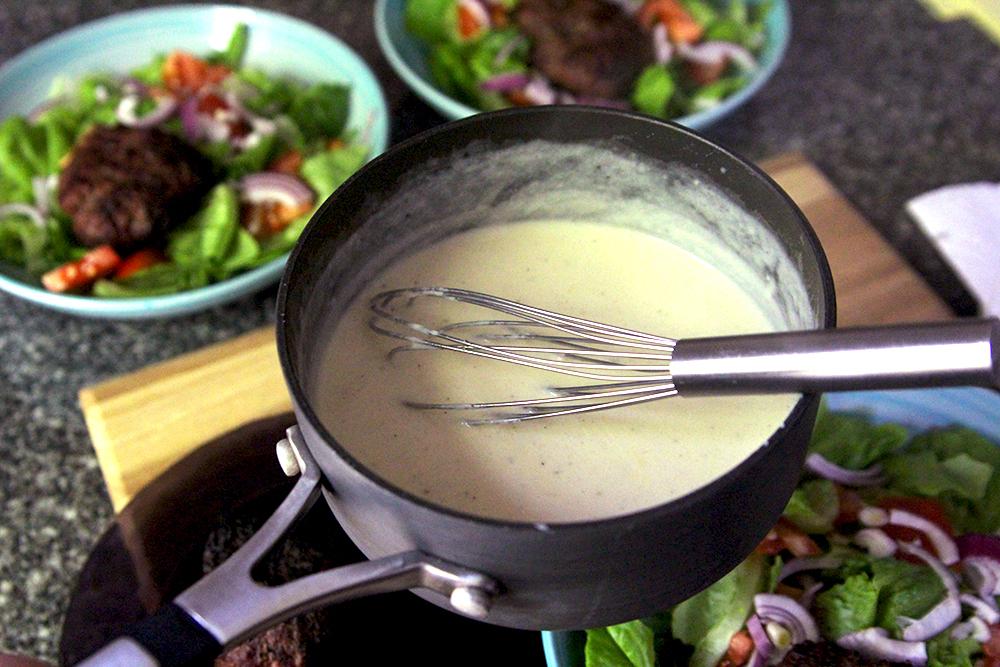 Creamy Gouda Cheese Sauce