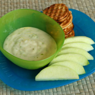 Honey Lime Dipping Sauce