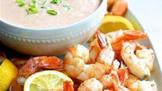 Shrimp Cocktail Louis