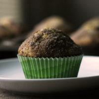Carrot Raisin Muffins