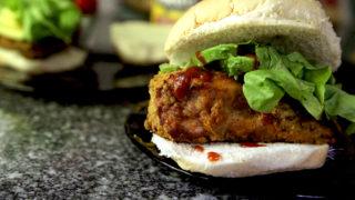 Spicy Crispy Chicken Sandwiches