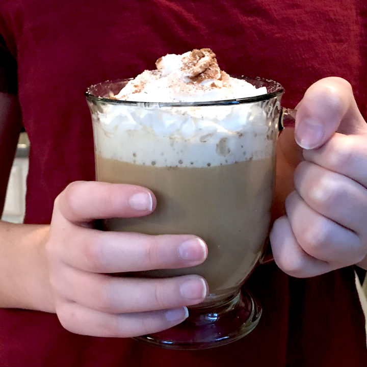 Fancy Eggnog Coffee