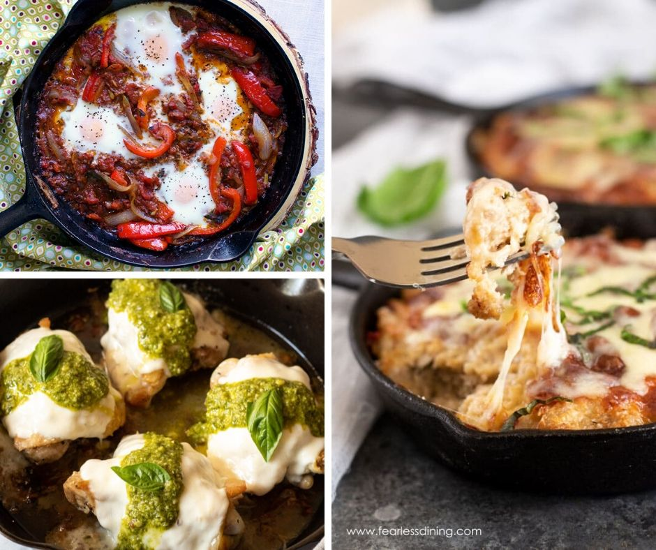 31 One-Pan Cast Iron Skillet Recipes