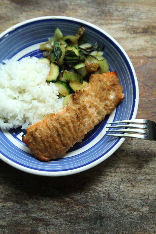 Homemade Salmon Bulgogi Recipe | Sarah's Cucina Bella